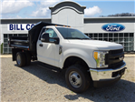2017 F-350 Regular Cab DRW 4x4,  Crysteel Dump Body #BF0234 - photo 1