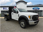 2017 F-550 Regular Cab DRW 4x4,  Palfinger Platform Body #BF0239 - photo 1