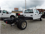2017 F-550 Crew Cab DRW 4x4 Cab Chassis #BF0242 - photo 1