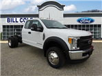 2017 F-550 Super Cab DRW 4x4, Cab Chassis #BF0244 - photo 1