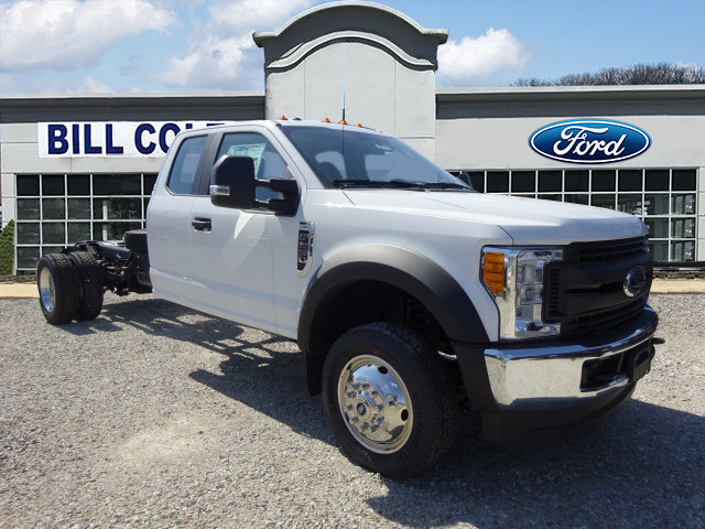 2017 F-550 Super Cab DRW 4x4 Cab Chassis #BF0245 - photo 1