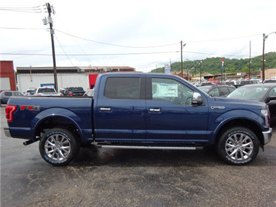 2017 F-150 Crew Cab 4x4, Pickup #BF0300 - photo 3