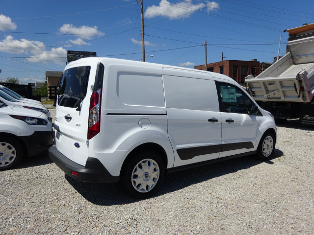 2017 Transit Connect 4x2 Empty Cargo Van BF0309