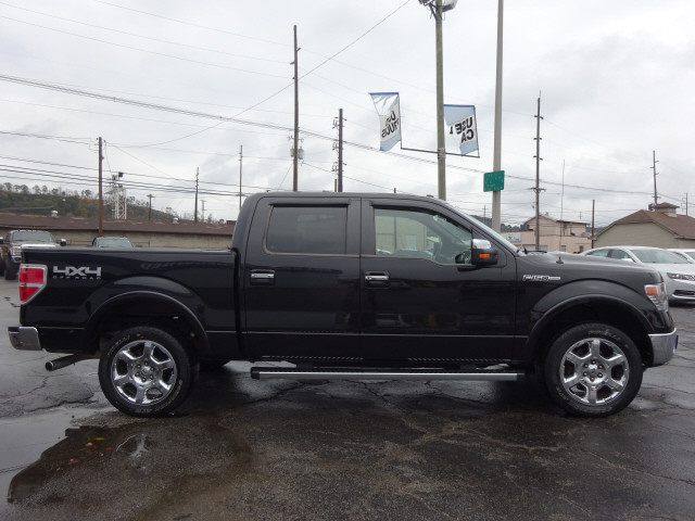 2014 F-150 Super Cab 4x4 Pickup #BF0326A - photo 3