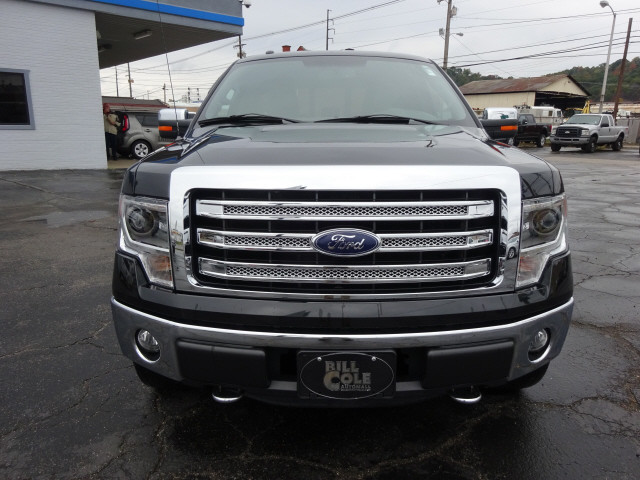 2014 F-150 Super Cab 4x4 Pickup #BF0326A - photo 4