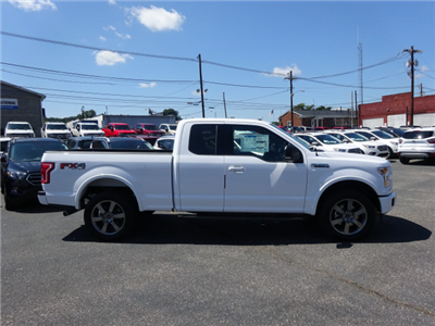 2017 F-150 Super Cab 4x4, Pickup #BF0378 - photo 3