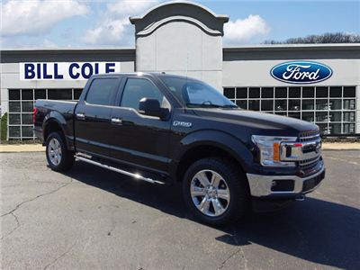 2018 F-150 Crew Cab 4x4, Pickup #BF0410 - photo 1