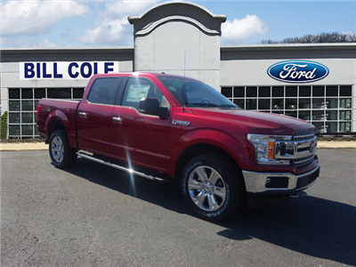 2018 F-150 Crew Cab 4x4 Pickup #BF0411 - photo 1