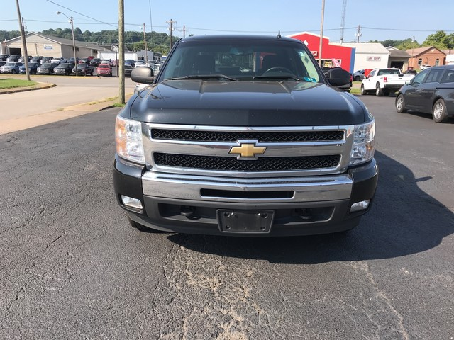 2010 Silverado 1500 Crew Cab 4x4,  Pickup #BF0411A - photo 3