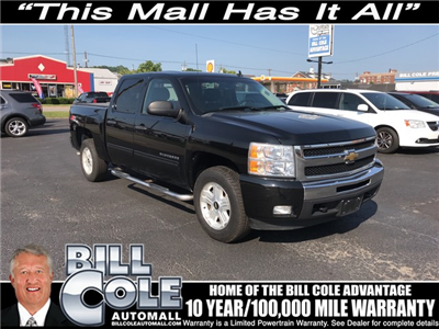 2010 Silverado 1500 Crew Cab 4x4,  Pickup #BF0411A - photo 1