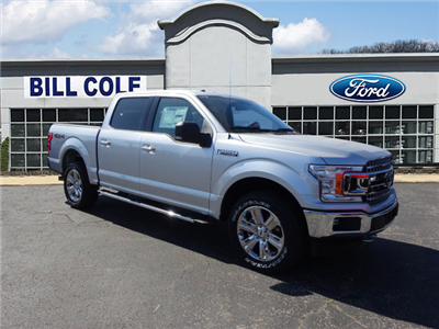 2018 F-150 Crew Cab 4x4, Pickup #BF0412 - photo 1