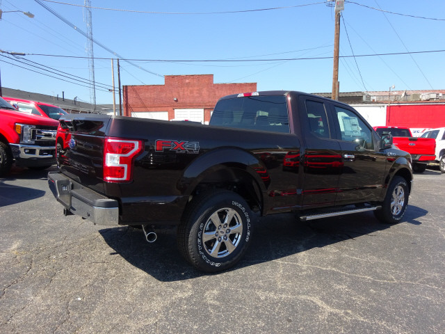 2018 F-150 Super Cab 4x4, Pickup #BF0425 - photo 2