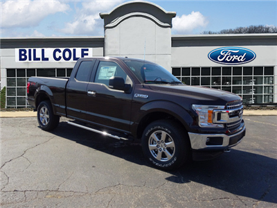 2018 F-150 Super Cab 4x4, Pickup #BF0425 - photo 1