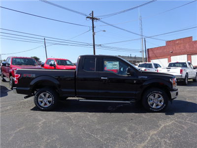2018 F-150 Super Cab 4x4, Pickup #BF0425 - photo 3