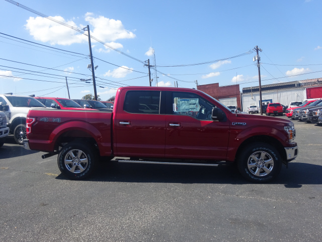 2018 F-150 Crew Cab 4x4 Pickup #BF0433 - photo 4