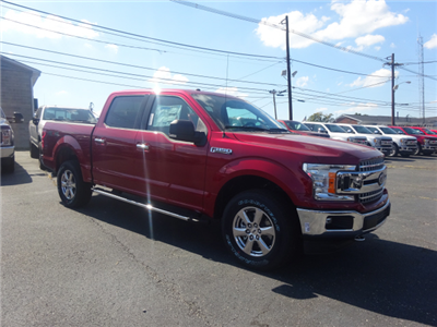 2018 F-150 Crew Cab 4x4 Pickup #BF0433 - photo 3