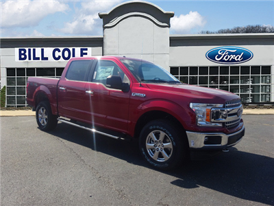 2018 F-150 Crew Cab 4x4 Pickup #BF0433 - photo 1
