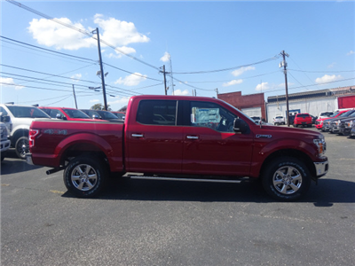 2018 F-150 SuperCrew Cab 4x4, Pickup #BF0433 - photo 3