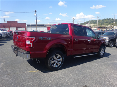 2018 F-150 Crew Cab 4x4 Pickup #BF0433 - photo 2