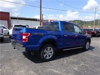 2018 F-150 Crew Cab 4x4 Pickup #BF0441 - photo 2