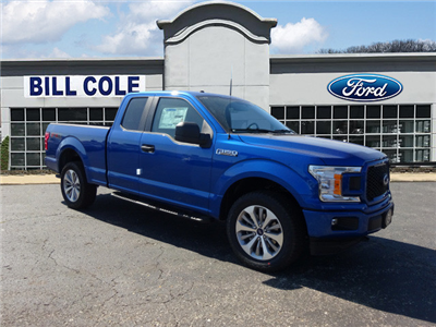 2018 F-150 Super Cab 4x4, Pickup #BF0448 - photo 1