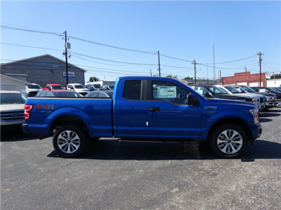 2018 F-150 Super Cab 4x4, Pickup #BF0448 - photo 3