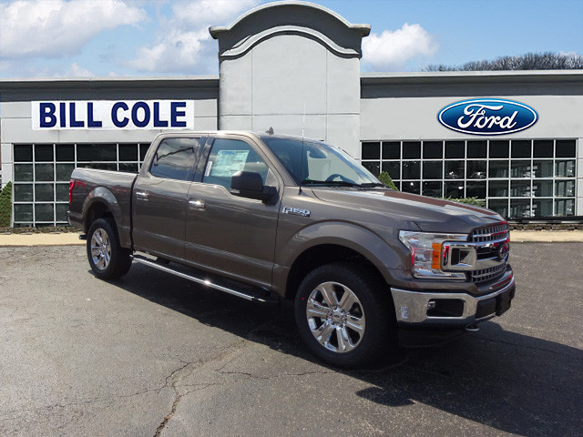 2018 F-150 Crew Cab 4x4 Pickup #BF0454 - photo 1