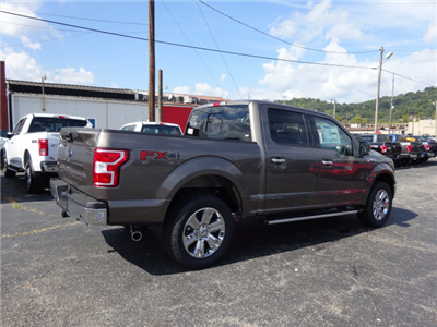 2018 F-150 Crew Cab 4x4 Pickup #BF0454 - photo 2