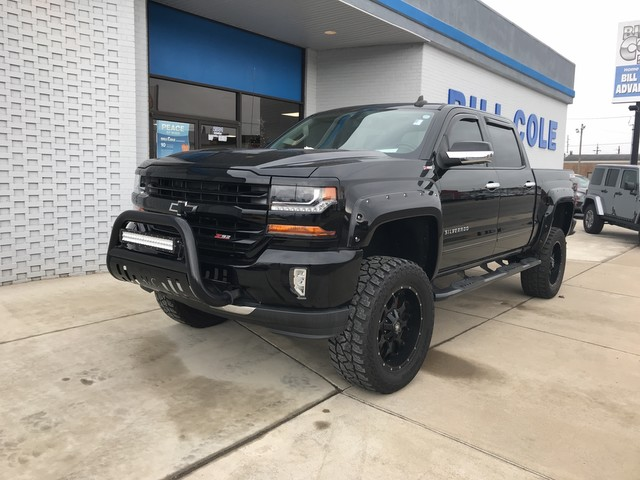 2016 Silverado 1500 Crew Cab 4x4,  Pickup #BF0455A - photo 4