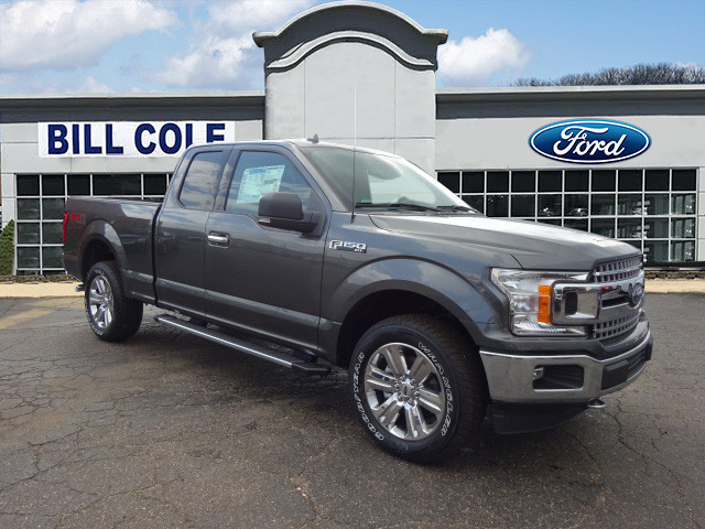 2018 F-150 Super Cab 4x4, Pickup #BF0477 - photo 1