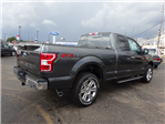 2018 F-150 Super Cab 4x4, Pickup #BF0477 - photo 2