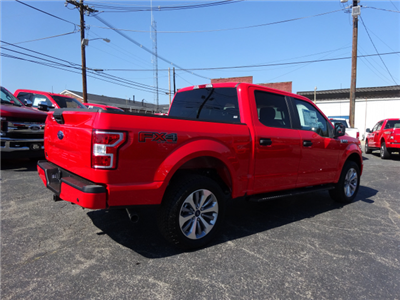 2018 F-150 Crew Cab 4x4 Pickup #BF0478 - photo 2