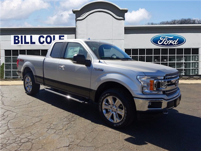 2018 F-150 Super Cab 4x4,  Pickup #BF0479 - photo 1