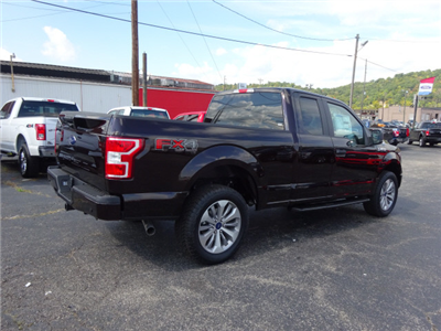 2018 F-150 Super Cab 4x4, Pickup #BF0480 - photo 2