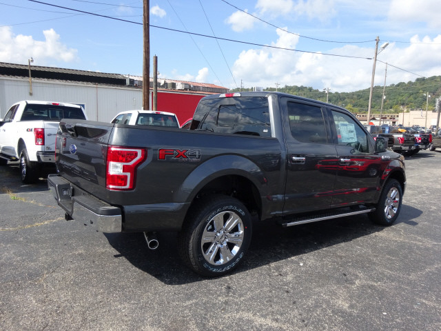2018 F-150 Crew Cab 4x4 Pickup #BF0483 - photo 2