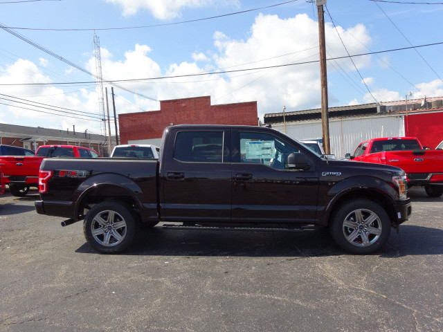 2018 F-150 Crew Cab 4x4 Pickup #BF0484 - photo 3