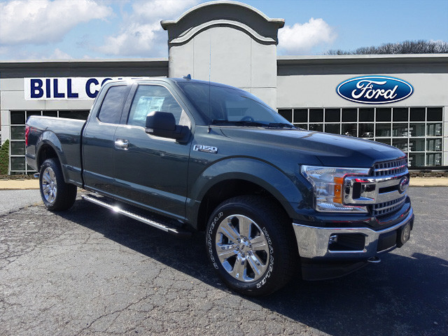 2018 F-150 Super Cab 4x4,  Pickup #BF0496 - photo 1