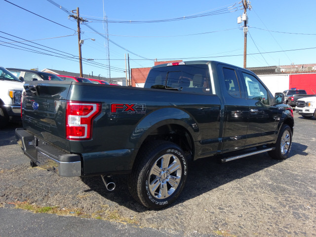 2018 F-150 Super Cab 4x4,  Pickup #BF0496 - photo 2