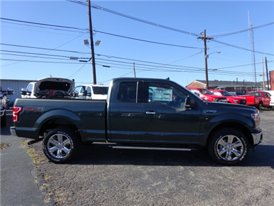 2018 F-150 Super Cab 4x4,  Pickup #BF0496 - photo 3