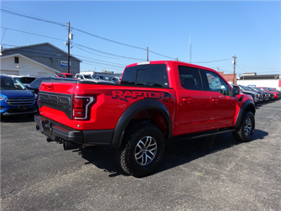 2018 F-150 Crew Cab 4x4 Pickup #BF0499 - photo 2