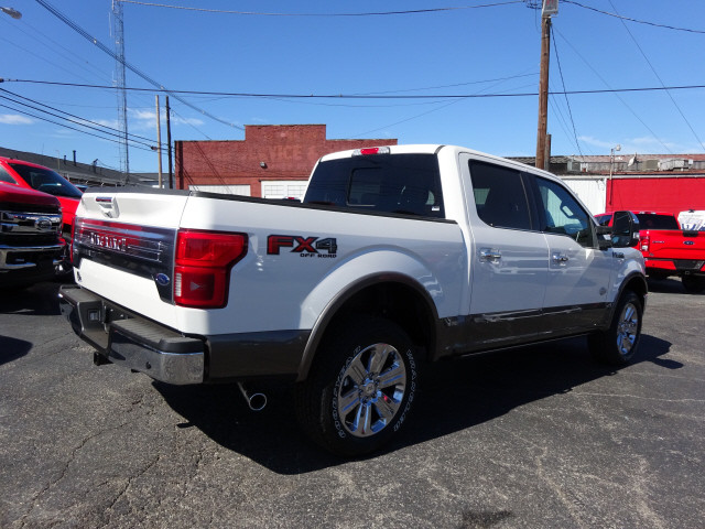 2018 F-150 Crew Cab 4x4, Pickup #BF0500 - photo 2