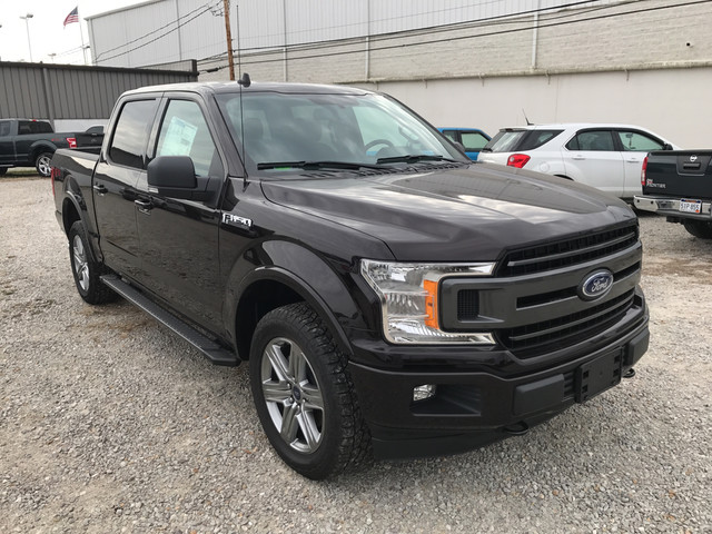 2018 F-150 SuperCrew Cab 4x4, Pickup #BF0506 - photo 1