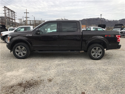 2018 F-150 SuperCrew Cab 4x4, Pickup #BF0506 - photo 5