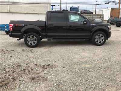 2018 F-150 SuperCrew Cab 4x4, Pickup #BF0506 - photo 8