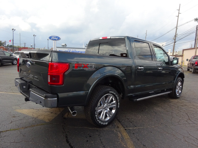 2018 F-150 SuperCrew Cab 4x4,  Pickup #BF0508 - photo 2