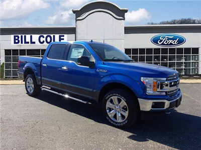 2018 F-150 Crew Cab 4x4 Pickup #BF0512 - photo 1