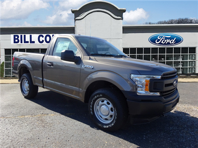 2018 F-150 Regular Cab 4x4, Pickup #BF0517 - photo 1