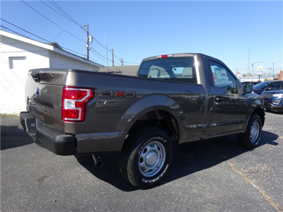 2018 F-150 Regular Cab 4x4, Pickup #BF0517 - photo 2