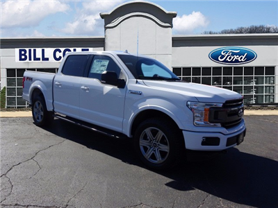 2018 F-150 Crew Cab 4x4 Pickup #BF0519 - photo 1