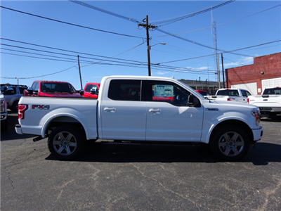 2018 F-150 Crew Cab 4x4, Pickup #BF0519 - photo 3